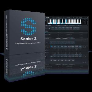 Plugin Boutique Scaler 2 v2.1.0 Crack + Keygen Free Download License Key
