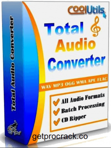 CoolUtils Total Audio Converter 5.3.0.240 With Crack [Latest]