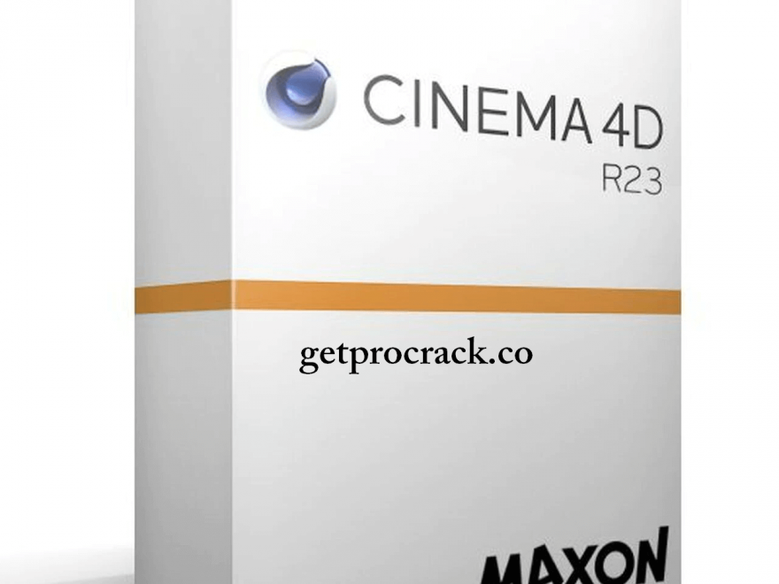 Maxon Cinema 4D Studio S22.116 With Full Crack Download [Latest 2021]