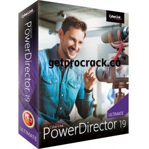 CyberLink PowerDirector Ultimate Crack 2021 19.1.2407.0 Download
