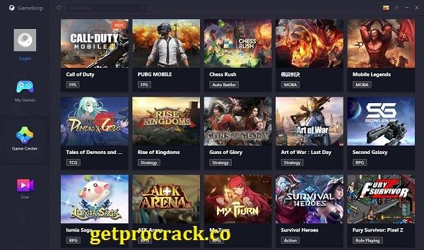 Download GameLoop Crack 2021 V3.0.0.0 Free [Latest] Version