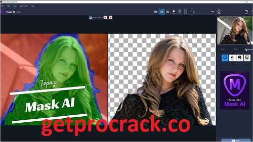 Topaz Mask AI 1.3.7 Crack 2021 - Full review and Serial Key Free Download