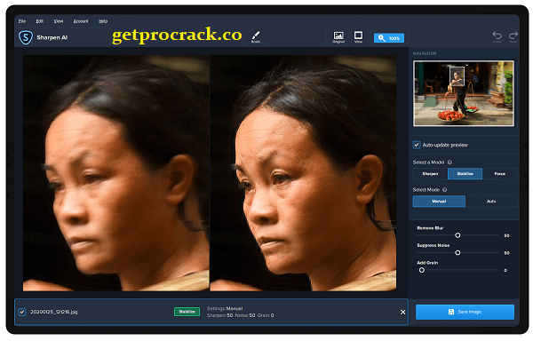 Topaz Sharpen AI 3.3.0 Full Version Crack Free Download [Latest]