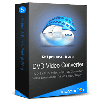 WonderFox DVD Video Converter Crack v23.3 With Serial Code + License Key 2021