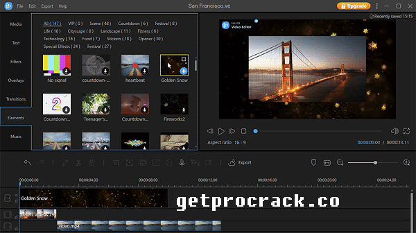 EaseUS Video Editor Crack 1.6.8.52 + Serial Key With Keygen [ Latest ] 2021