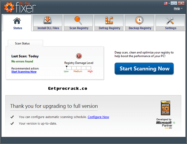 DLL Files Fixer Crack v3.3.92 + Keygen With Free License Key 2021