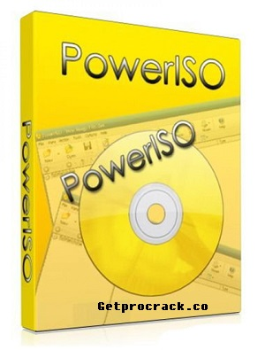 PowerISO Crack v7.8 + Keygen With Serial Code 2021