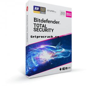 Bitdefender Total Security Crack 2021 + Activation Key [Free Patch]