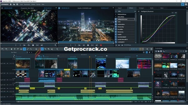 MAGIX Video Pro X12 Crack v18.0.1.94 Full Patch Latest Key Download