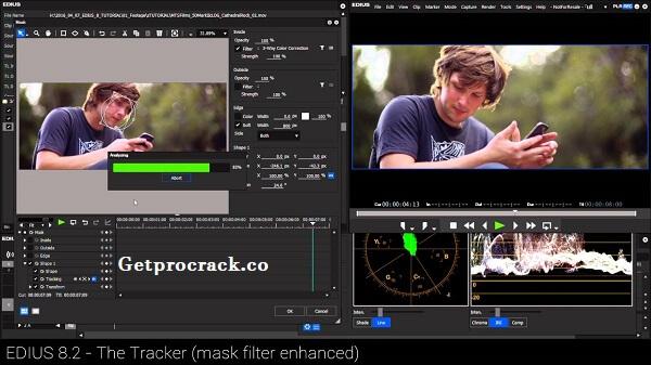 Grass Valley Edius Pro Crack v9 Crack + Serial Code 2021 [Lifetime]