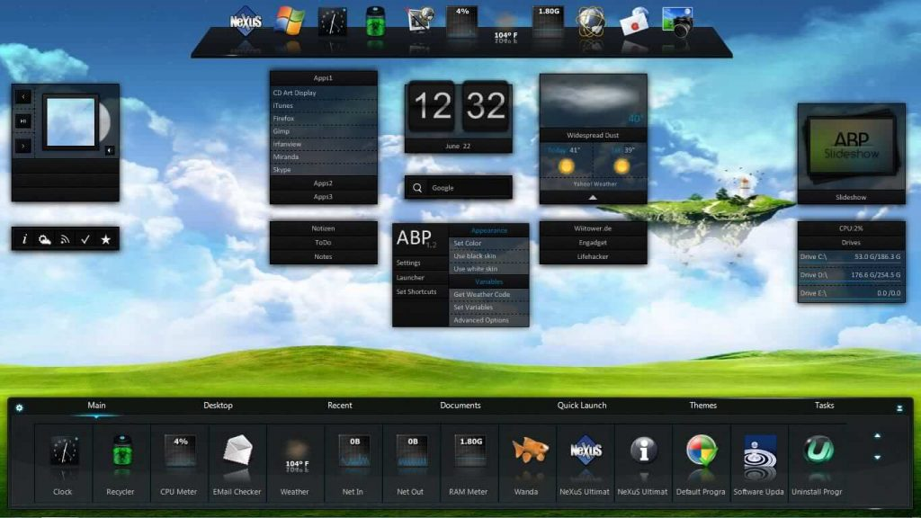Winstep Nexus Ultimate Crack 20.13 Serial Key With Full License Code Free Download [Latest]