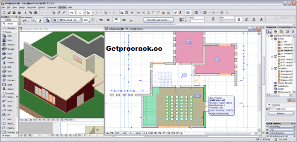 Graphisoft Archicad 24 Build 5000 Crack & Keygen + Torrent (2021)
