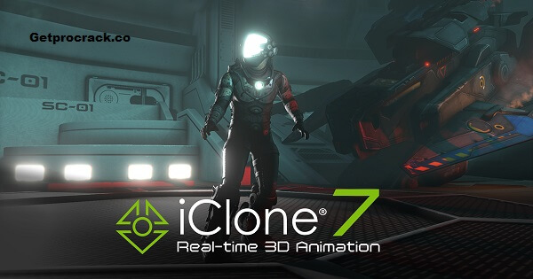 iClone Pro 7.92.5425.1 Crack + Resource Pack Latest Free Download