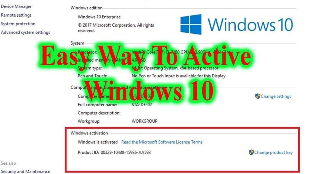 Windows 10 Activator 2021 Free Download Offline [Latest] Crack