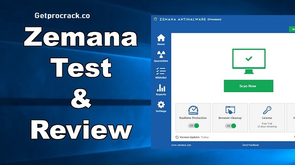 Zemana AntiMalware 5 v3.2.27 Crack + License Key 2021 [Latest] Premium