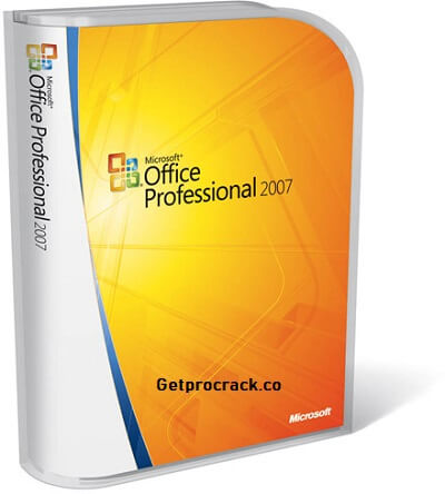 Microsoft Office 2007 Crack + (100% Working) Product Key 2021