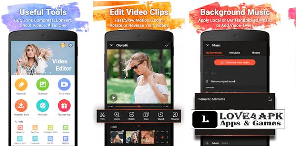 Xvideostudio Video Editor APK Download Crack + Premium 2021