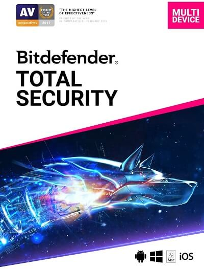 Bitdefender Total Security 2021 Crack & Activation Code {Life Time}