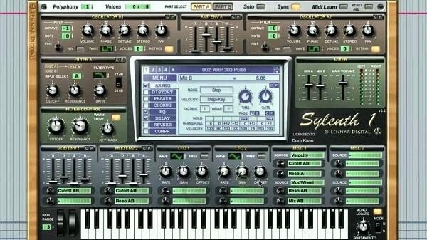 LennarDigital Sylenth1 3.071 Crack + Serial Key Win/Mac Full Version Download