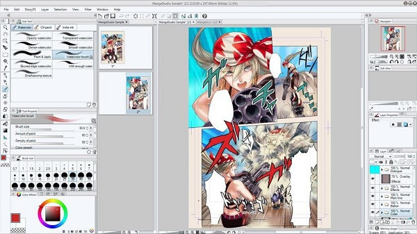 Clip Studio Paint EX 1.10.12 Crack + Serial Latest Keygen 2021 Free Download