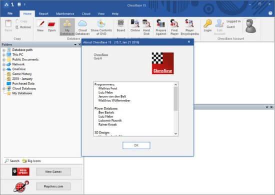 ChessBase 16.6 Crack + Serial Key Full Version + Mega Database