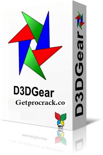 D3DGear 5.00.2278 Crack With Serial Keys Full Free Download 2021