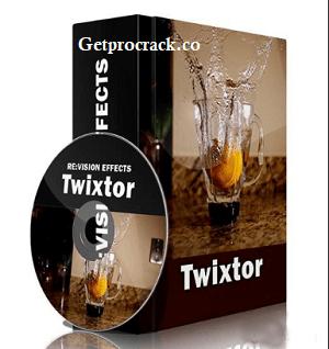 Twixtor Pro 7.4.1 Crack + Serial Activation Keygen 2021 [Win/Mac] Free Download