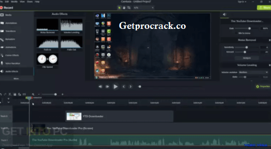 Camtasia Studio 9 Crack With Serial Key + License Codes Free Download (2021)