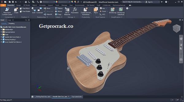 Autodesk Inventor 2021 Crack + Serial Keygen Professional Latest Free Download