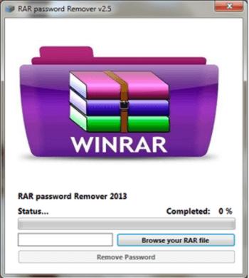 RAR Password Unlocker Crack 5.0 + Serial Keys [2021] Free Download
