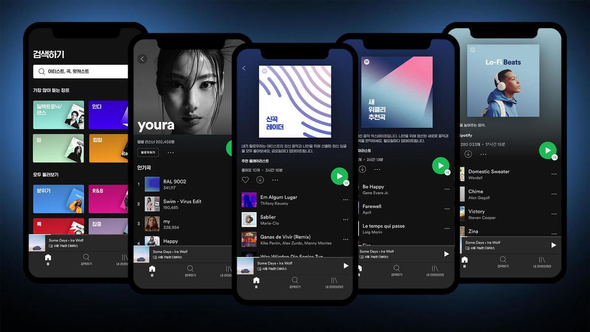 Spotify Premium APK Cracked 8.6.32.925 (MOD Unlocked) Free Download