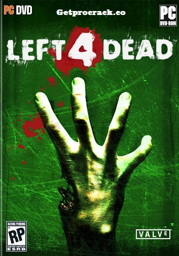 Left 4 Dead 2008 Cracked Latest Version Offline ISO With Steam Unlocked (2021)