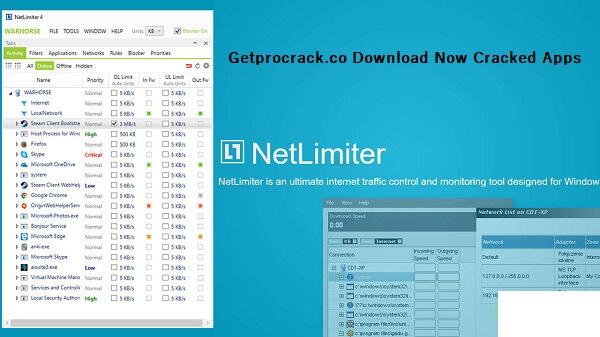 NetLimiter Pro 4.1.11.0 Full Crack + Enterprise Key Free Download [Latest]