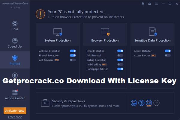 Advanced SystemCare Ultimate v14.3.0.171 Full License Crack Download