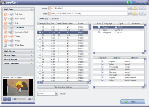 DVDFab Platinum Crack 12.0.4.1 With Full Codes + Serial Key Free Download