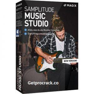 MAGIX Samplitude Music Studio 2021 v27.0.0.11 Full Crack Version Free Download